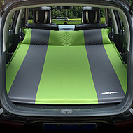 Auto matras luchtbed dubbele (190 * 130 * 4cm) pvc draagbare opblaasbare verstelbare comfortabel