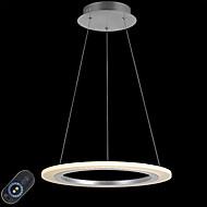 Luzes Pingente ,  Contemprâneo Tradicional/Clássico Galvanizar Característica for LED Redução de Intensidade MetalSala de Estar Quarto