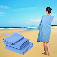 מגבת אמבטיהמוצק איכות גבוהה 100% סיב מיקרו מַגֶבֶת