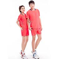 Set di vestiti/Completi-Attività ricreative Badminton-Per donna-Traspirante Comodo-Blu Pesca