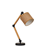 Contemporary Table Lamp  Feature for Swing Arm  with Other Use On/Off Switch Switch
