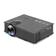 UC40 LCD WVGA (800x480) Projektor,LED 600 HD Kabellos Projektor