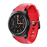 yygw10多機能スマートなブレスレット/スマートな腕時計/ブルートゥース4.0 mtk6580 / sim / gps /サポートsimの心拍数のモニタークロック