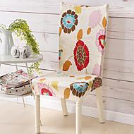 Housse de chaise , Polyester Type de tissu Literie