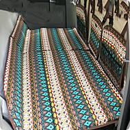 Vihreä auton patja Double(136*90*3cm)Puuvilla Kannettava Mukava Säädettävä turvallisuus lokasuoja