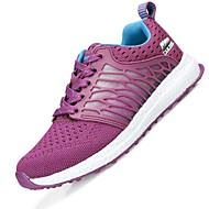 Women Sneakers Spring Summer Fall Light Soles Tulle Outdoor Athletic Flat Heel Fitness & Cross Training