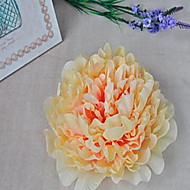 1 Větev Vlákno Pivoňky Květina na stůl Umělé květiny 20*20*5