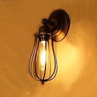 AC 100-240 AC 220-240 40 E27 Rustiikki Traditionaalinen/klassinen Kantri Maalaus Ominaisuus Ympäröivä valo Wall Light