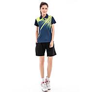 Set di vestiti/Completi-Badminton-Per donna-Comodo-Rosso Blu scuro