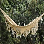 Viseća mreža za ležanje Prozračno Prijenosno Kampiranje Outdoor Jesen Proljeće Ljeto Pamuk