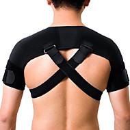 Omuzluk pro Volnočasové sporty badminton Běh Týmové sporty Pánské Snadné oblékání Thermal / Warm Ochranný Prodyšné Sportovní Ven Polyamid