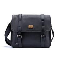 Αντρικό PU Καθημερινή Τσάντα ώμου