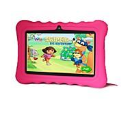 7 pouces enfants Tablet (Android 4.4 1024*600 Quad Core 512MB RAM 16Go ROM)