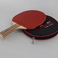 1 Stern Ping Pang/Tischtennis-Schläger Ping Pang Holz Pickel