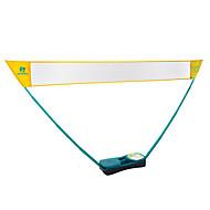 Shuttlecocks cu Pană Plasă Badminton Posturi și Plase de Badminton Rachete de Badminton Impermeabil Fibră de Carbon 1 Bucată pentru
