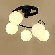 埋込式 ,  クラシック レトロ風 田舎風 ペインティング 特徴 for LED メタル リビングルーム ベッドルーム ダイニングルーム キッチン
