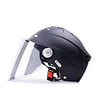 Halvhjelm Anti-UV Åndbar Motorcykel Hjelme