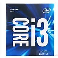 インテルCore i3-7100第七世代のコアデスクトッププロセッサ3メートルcache3.90 GHzの