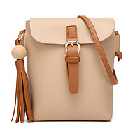 Women PU Formal Sports Casual Event/Party Wedding Outdoor Office & Career Shoulder Bag