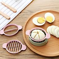 1 ks Šalotka Cibule Cutter & Slicer For pro Egg Pro kuchyňské náčiní Plast Šetrný k životnímu prostředí Tvůrčí kuchyně Gadget