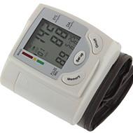 # zápěstí Obrazovka krevního tlaku Manuál LCD displek Zobrazení času Opětovné nabíjení Plastic