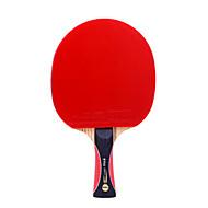 5つ星 Ping Pang/卓球ラケット Ping Pang ウッド ロングハンドル にきび
