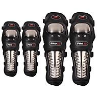 Pro-biker 4pcs / set motocikla od nehrđajućeg čelika atv koljena&Lakatski jastučići zaštitni alati motociklističke utrke