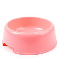 Katze Hund Schalen & Wasser Flaschen Futter-Vorrichtungen Haustiere Schüsseln & Füttern Wasserdicht Reflektierend Tragbar Zufällige Farben