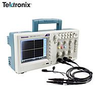 Tektronix tbs1102 digital osciloscópio de armazenamento largura de banda 100m dois canais