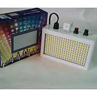 LED-Floodlights Magic LED Light Ball Party Disco Club DJ Toon Lumiere LED Crystal Light Laser Projector # - - -Automatische strobe