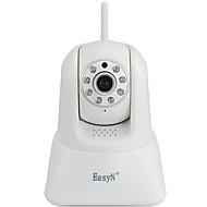 Easyn® 2.0 mp indoor ir-cut 128 (detecção de movimento de noite noturna acesso wi-fi protegido plug and play de instalação)