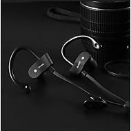 deporte gancho para la oreja Auricular Bluetooth 4.1 estéreo inalámbrico en el oído con el micrófono para teléfonos iphone Samsung de