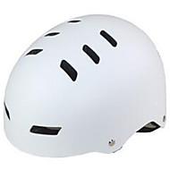 Dámské Pánské Unisex Helma Lehká pevnost a trvanlivost Tvarovaný potah Trvanlivý výrobek Jednoduchý Horská cyklistika Cyklistika
