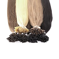 Neitsi высокое качество 28 '' 25g / lot 1g / s я наклоняю выдвижения волос человеческие волосы 100% straight remy прямые