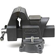 Le corps de serrure en fonte d'acier robuste Stanley 4 offre une force de serrage à haute résistance.
