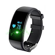 yy DF30 férfi nő okos karkötő / SmartWatch / pulzusszám vérnyomás oxigén fáradtság megfigyelés ios android