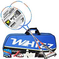 Raquettes de Badminton Etanche Durable Fibre de carbone 1 pièces pour