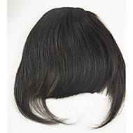 Eurazjatyckie ludzkie włosy grzywny grzywki dla kobiet