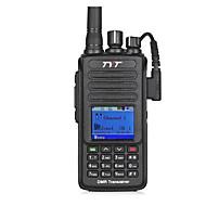 Tyt md-390 ip67 vanntett håndholdt transceiver dmr digital walkie talkie uhf400-480mhz kompatibel med mototrbo 1000ch ctcss dcs