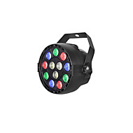 LED-Floodlights Magic LED Light Ball Party Disco Club DJ Toon Lumiere LED Crystal Light Laser Projector 30W - - -Automatische strobe DMX