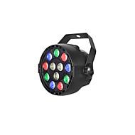 LED Sahne Işıkları Sihirli LED Işık Topu Parti Disko Kulübü DJ Show Lumiere LED Kristal Işık Lazer Projektör 30W - - -Otomatik Strobe DMX