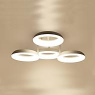 Takmonteret ,  Moderne / Nutidig Tradisjonell / Klassisk Maleri Funktion for LED MetalStue Soveværelse Spisestue Læseværelse/Kontor