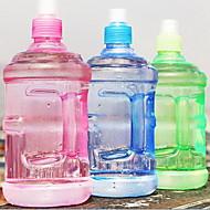 2pcs Plastik beweglicher Bewegungskessel-Wasserflasche 500ml