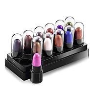 12 renk pigmento maquiagem glitter eyes makyaj eyeshadow stick sugeçirmez parıltılı göz farı setleri kozmetik