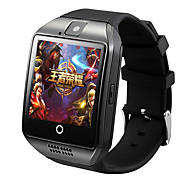 Yy q18plus smartwatch android 5.1 mtk6572m 1,3g quad core 512mb 4gb med gps wifi sim 3g smart se telefon til android ios