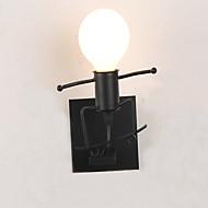 Ac 85-265 40 e27 moderne / contemporain traditionnel / classique rustique / lodge nouveauté peinture caractéristique pour led, downlight