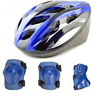 Lasten Unisex Helmet Kevyt, luja ja kestävä Tiukka istuvuus Kestävä Yksinkertainen Pyöräily