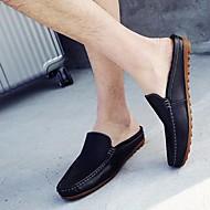 Chaussures de sport pour hommes confort de printemps tulle décontracté bleu rouge orange noir blanc