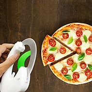 1 kpl Cutter & Slicer For hedelmien vihannesten For Keittoastiat for Pizza Muovi Ruostumaton teräsKorkealaatuinen Monikäyttö Creative