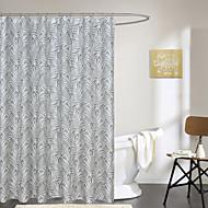 מודרני פוליאסטר  -  איכות גבוהה וילונות מקלחת